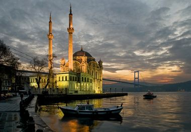Picture of Ortakoy Mosque