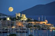 Picture of Full Moon in Bodrum